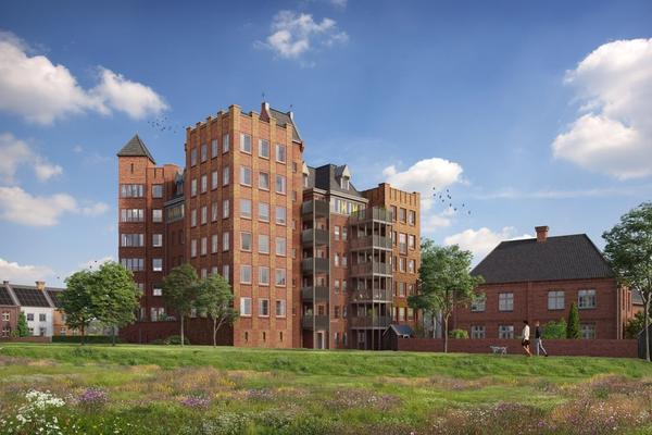 Heesterburgh, Type F in 'S-Hertogenbosch 5221 PH