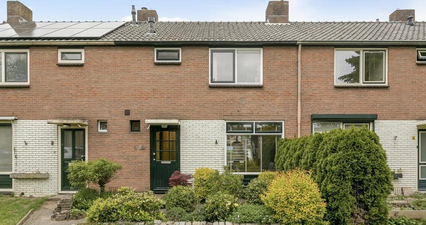 Meindert Hobbemastraat 6 in Twello 7391 BG