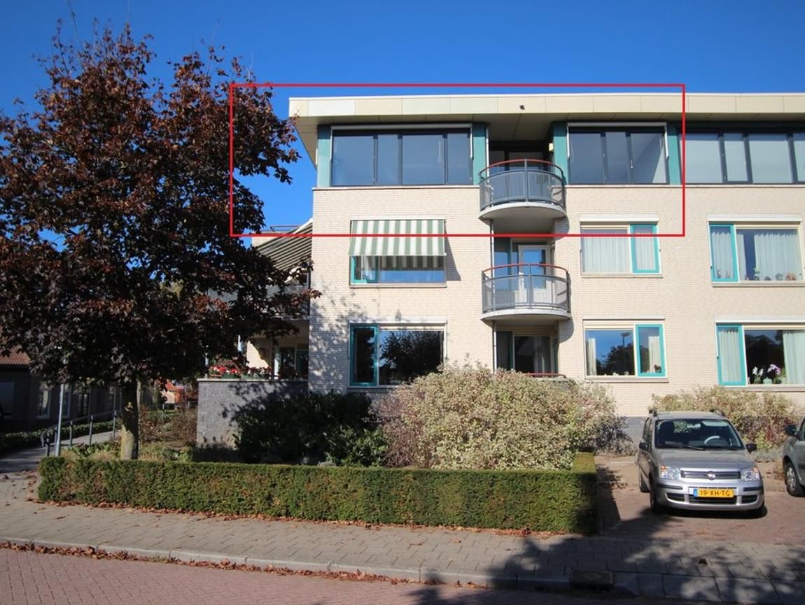 Parkflat De Statenhoed 45 in Twello 7391 GX