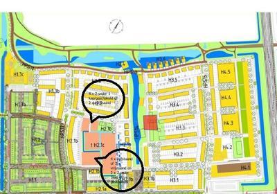 Ockenburger Tientweg Kavel 1 En 2 in Rijswijk 2288 CZ