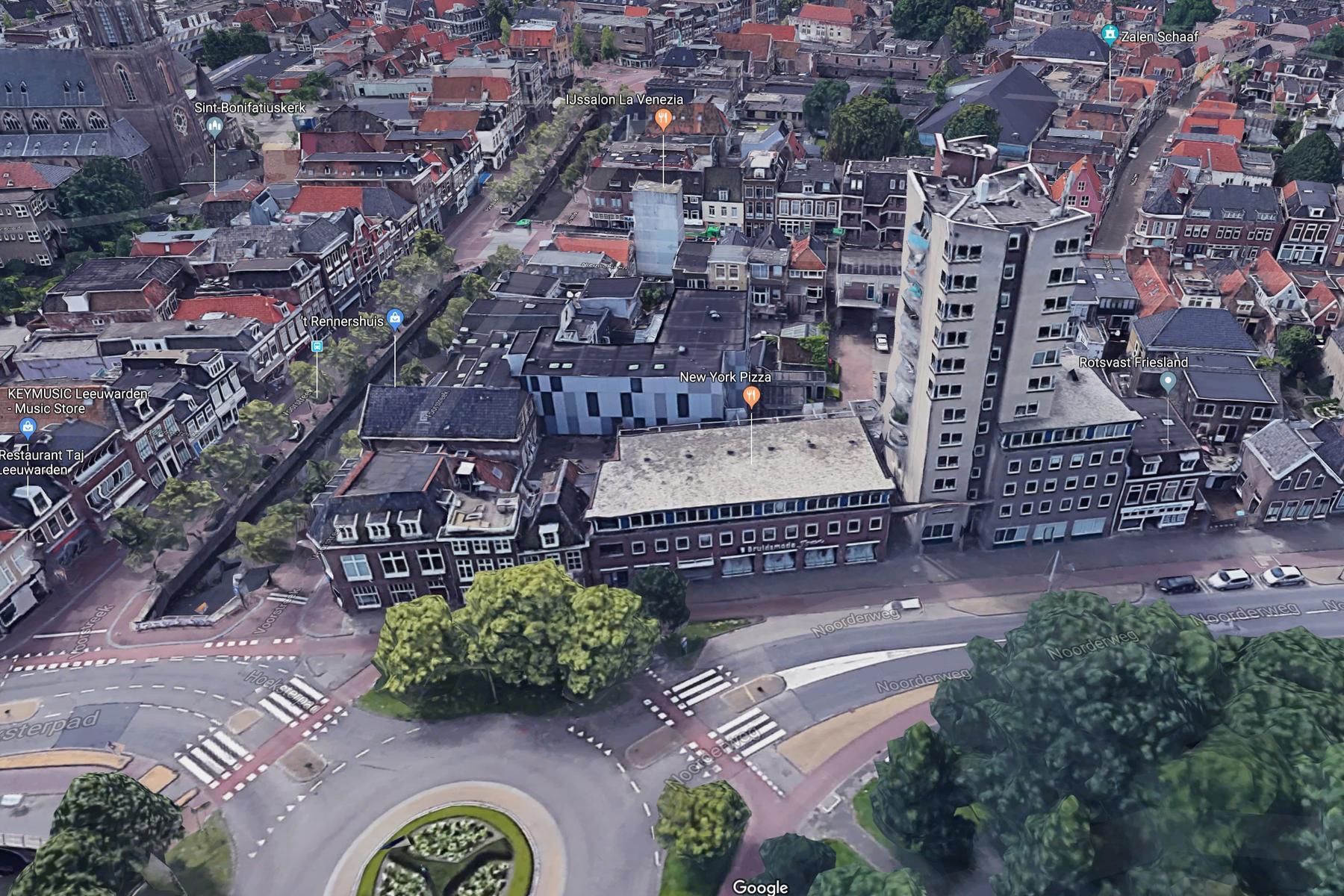 Noorderweg 106 - 108 in Leeuwarden 8911 ES