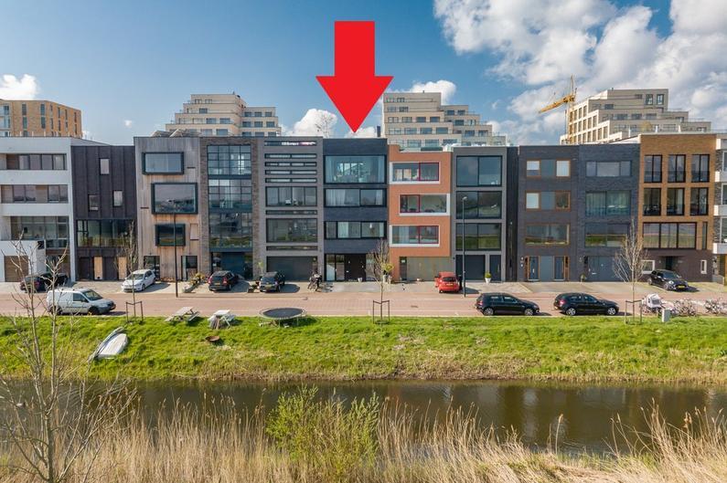 Kea Boumanstraat 66 -B in Amsterdam 1095 MA