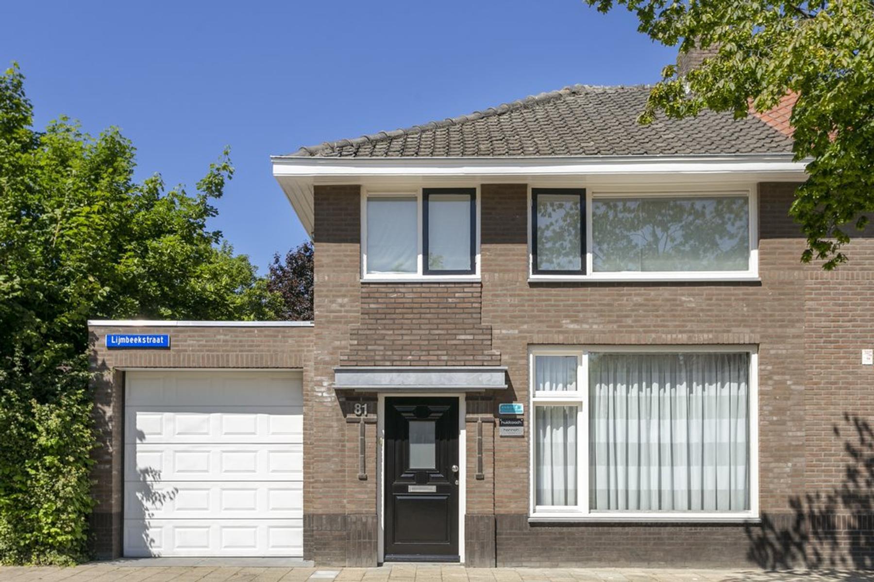 Lijmbeekstraat 81 in Eindhoven 5612 NA