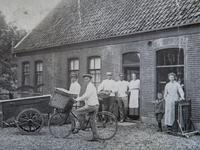 Molenstraat 14 in Bergen (Nh) 1861 LG