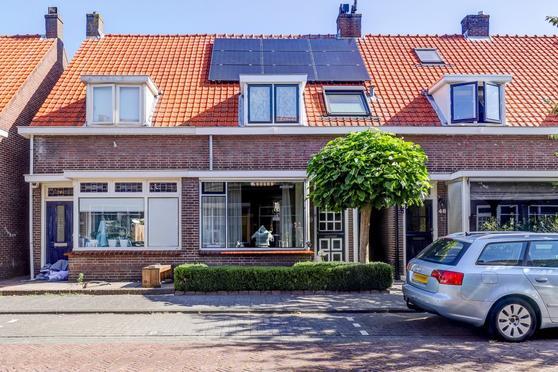 Joh. Kraaijeveldstraat 46 in Sliedrecht 3361 VM