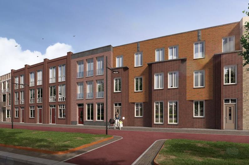 Stationslaan 1278 (Bn 12 Drie Hoefijzers) in Breda 4816 BW