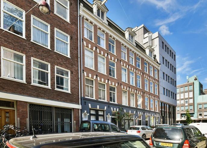 Fokke Simonszstraat 2 2 in Amsterdam 1017 TG