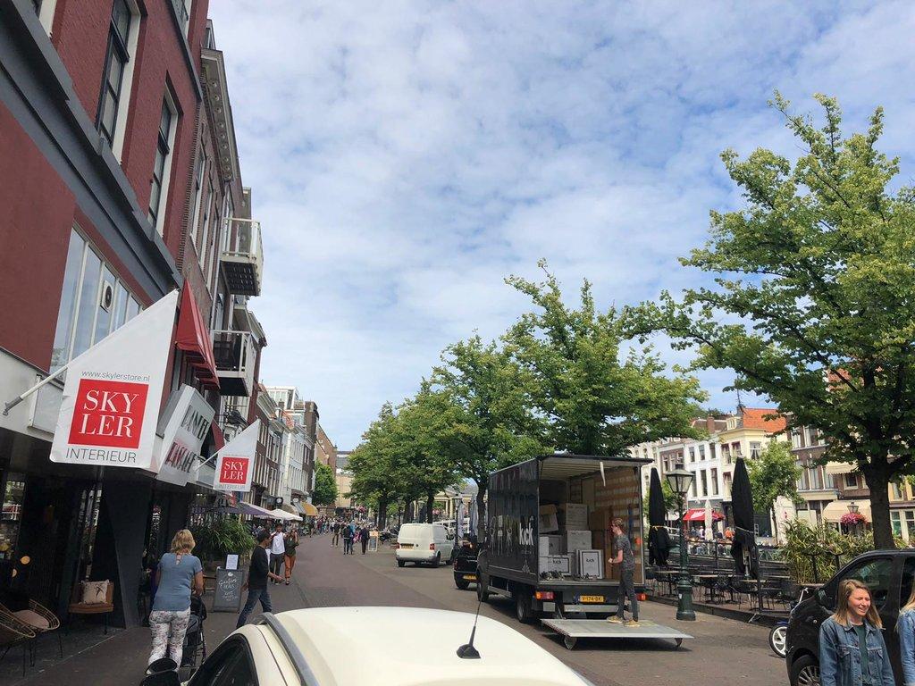 Botermarkt, Leiden