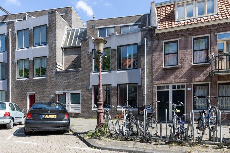 Transvaalstraat 107 A in Amsterdam 1092 HG
