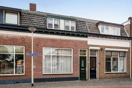 Rembrandtstraat 21 in Bergen Op Zoom 4625 CA