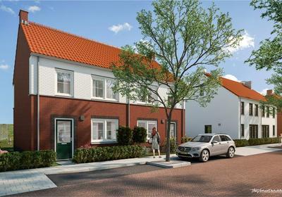 Kruithuisstraat Ruiter 2^1 Kapwoning in IJzendijke 4515 AX