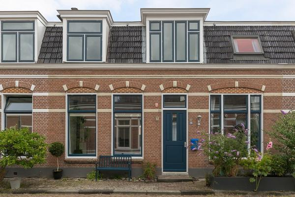 Paul Krugerstraat 28 in Leeuwarden 8917 BM