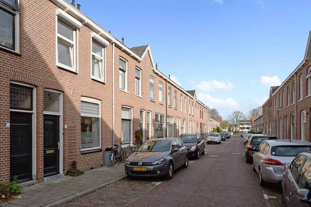 Rembrandtstraat, Delft