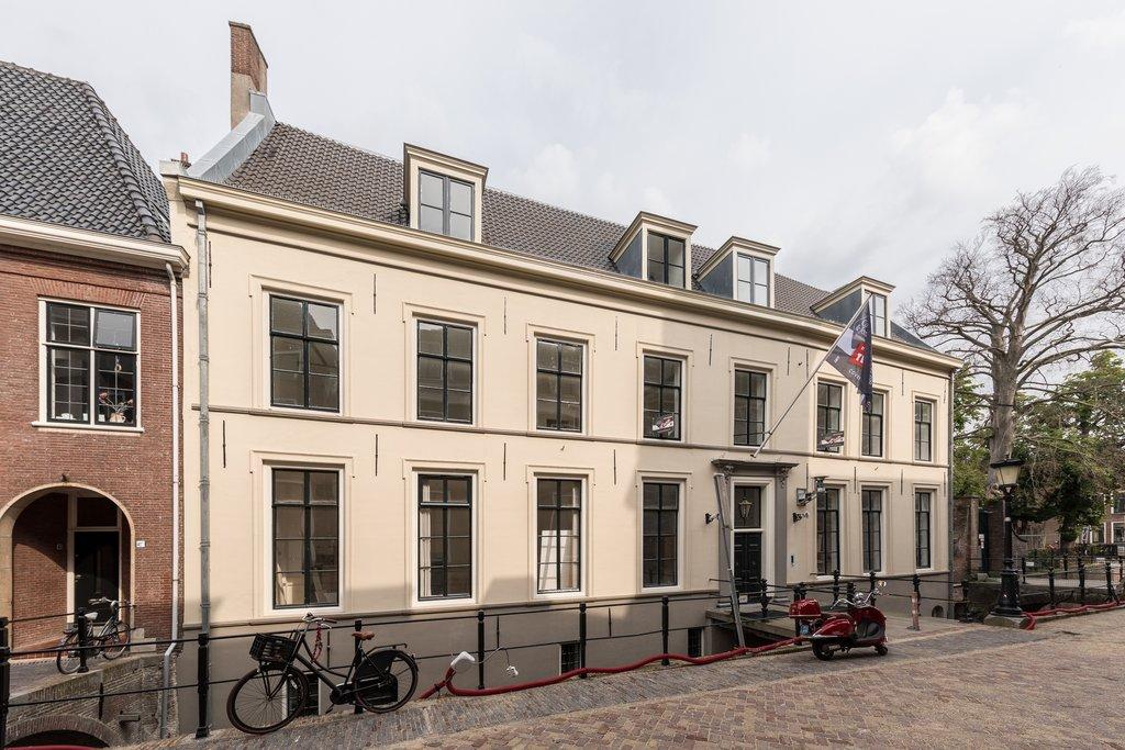 Kromme Nieuwegracht, Utrecht