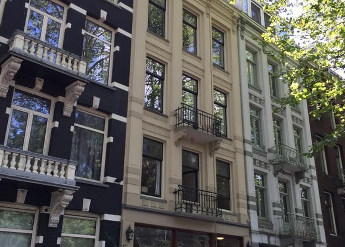 Sarphatipark 116 Iv in Amsterdam 1073 ED