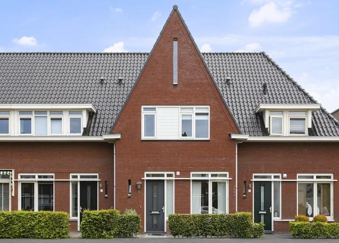 Valkenswaardstraat 5 in Tilburg 5036 SG