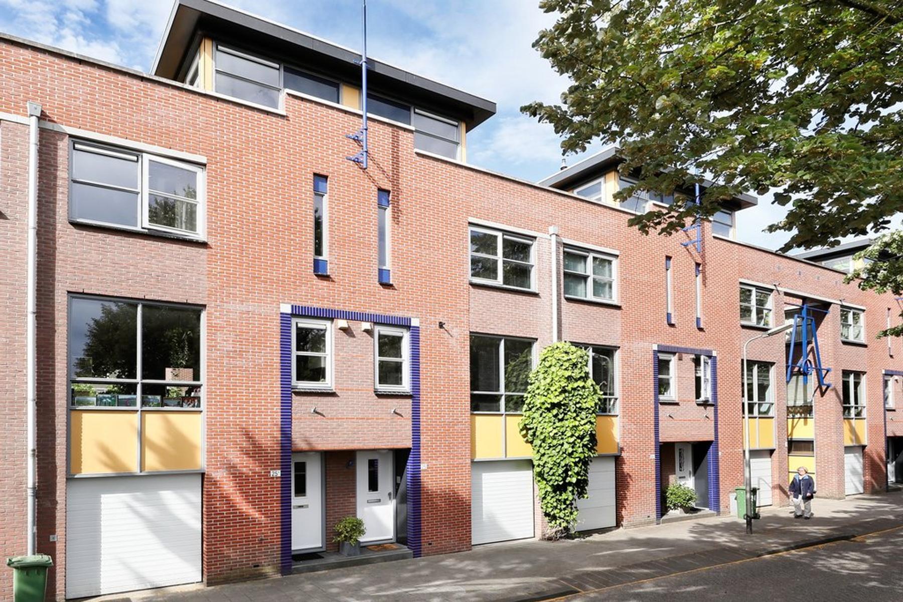 Noordwal 25 in 'S-Hertogenbosch 5211 RN