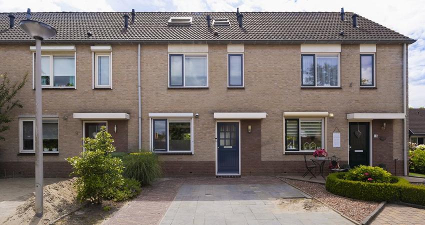 Kwikstaart 11 in Numansdorp 3281 RB