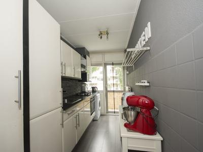 Pieter De Hoochstraat 24 in Ridderkerk 2981 CP