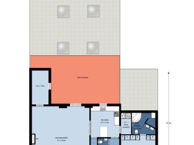 Blauwe Torenstraat 19 in Gorinchem 4201 XK