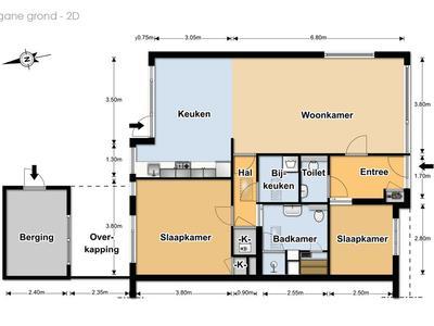Boslaan 35 in Marknesse 8316 BA