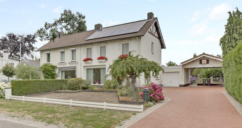 Past. Geurtsstraat 8 in Beringe 5986 NN