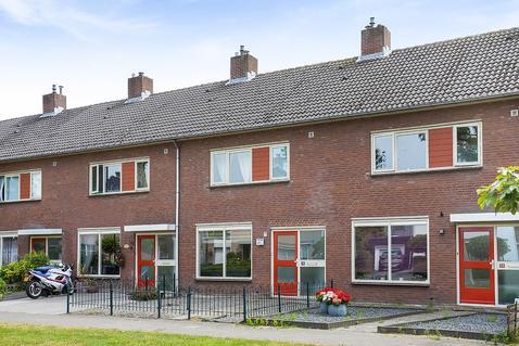 Jaap Edenlaan 18 in Oudenbosch 4731 NS