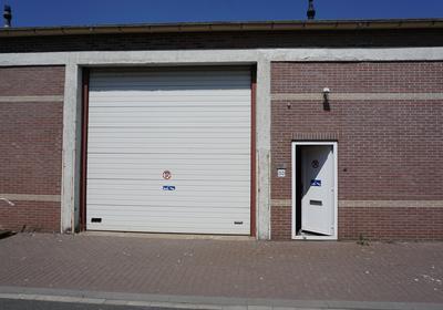 Amperestraat 25 D in IJmuiden 1976 BG
