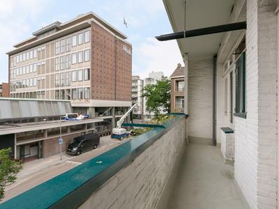 Albert Verweystraat 9 C in Rotterdam 3061 SB