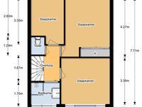 Dijkgraaflaan 53 in Oudewater 3421 XB
