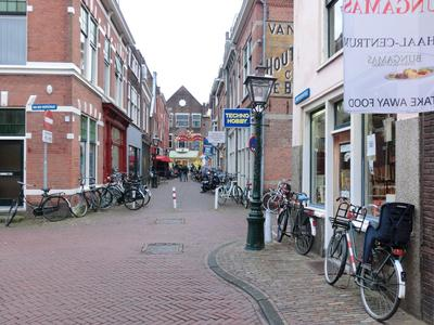 Janvossensteeg 50 in Leiden 2312 WC