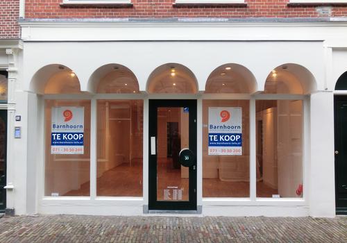 Janvossensteeg 50 in Leiden 2312 WC