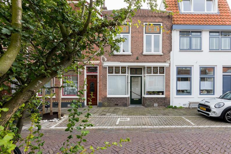 Oranjestraat 152 in Haarlem 2013 VK