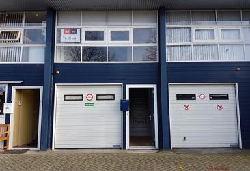 Bedrijfsruimte op klein bedrijventerrein aan Nijkerkerstaat in Amersfoort huren?