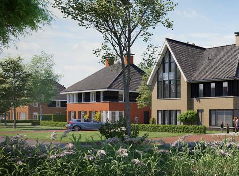 Bouwnummer in Schoonhoven 2871 AN