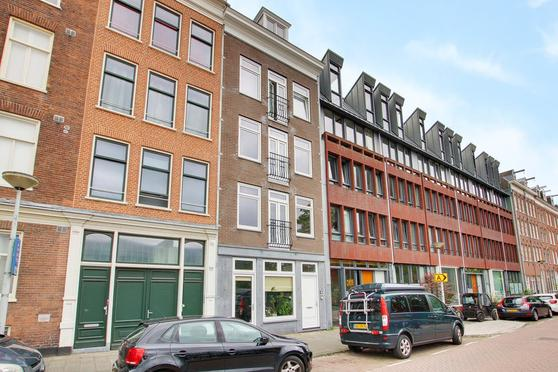 Conradstraat 138 A in Amsterdam 1018 NM