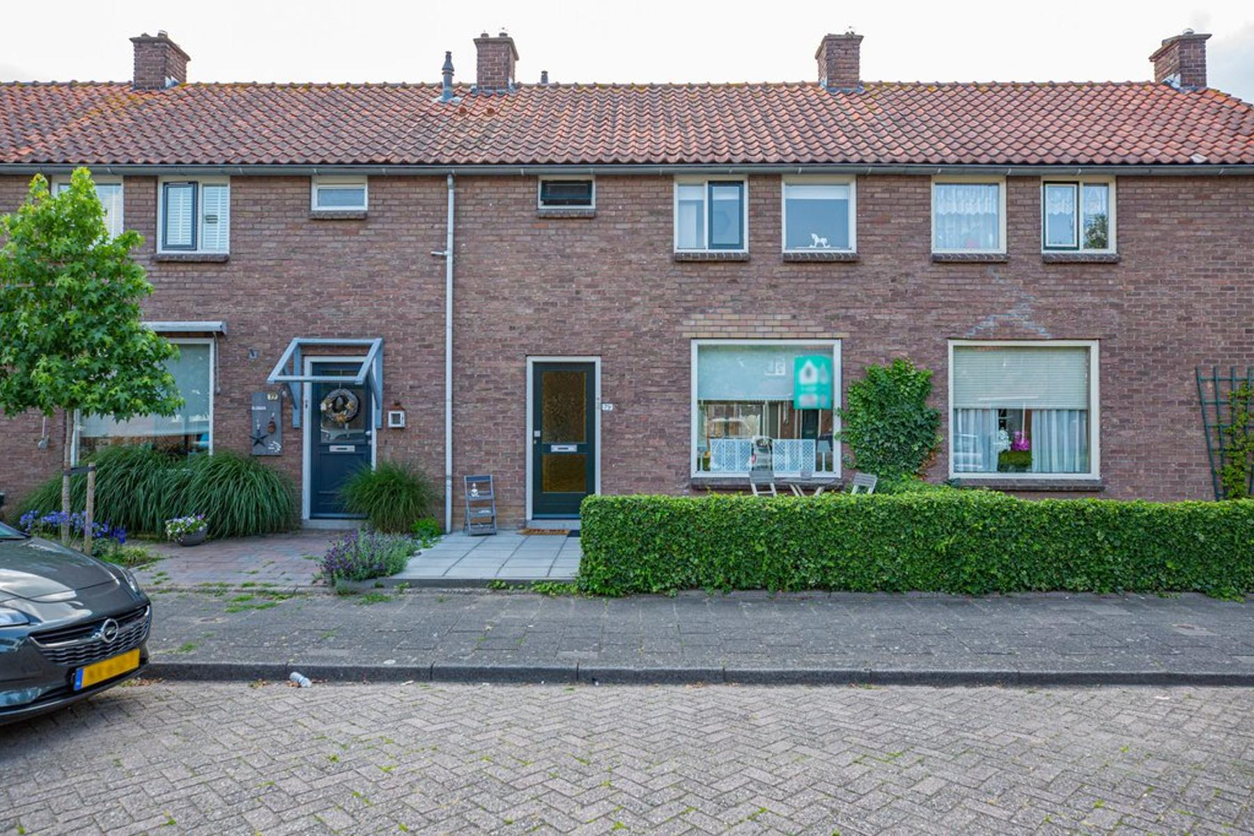 Mr. Heemskerkstraat 79 in Ridderkerk 2982 SH