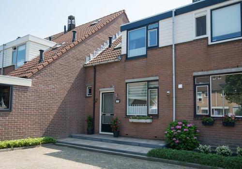Standerdmolen 47 in Nieuw-Lekkerland 2957 XL
