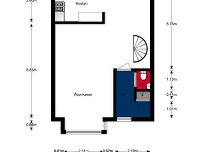 Hoogewaard 135 in Koudekerk Aan Den Rijn 2396 AN