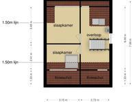 Komijnakker 6 in Wezep 8091 MT