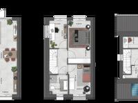 Bouwnummer 1 in Bergschenhoek 2662 JA