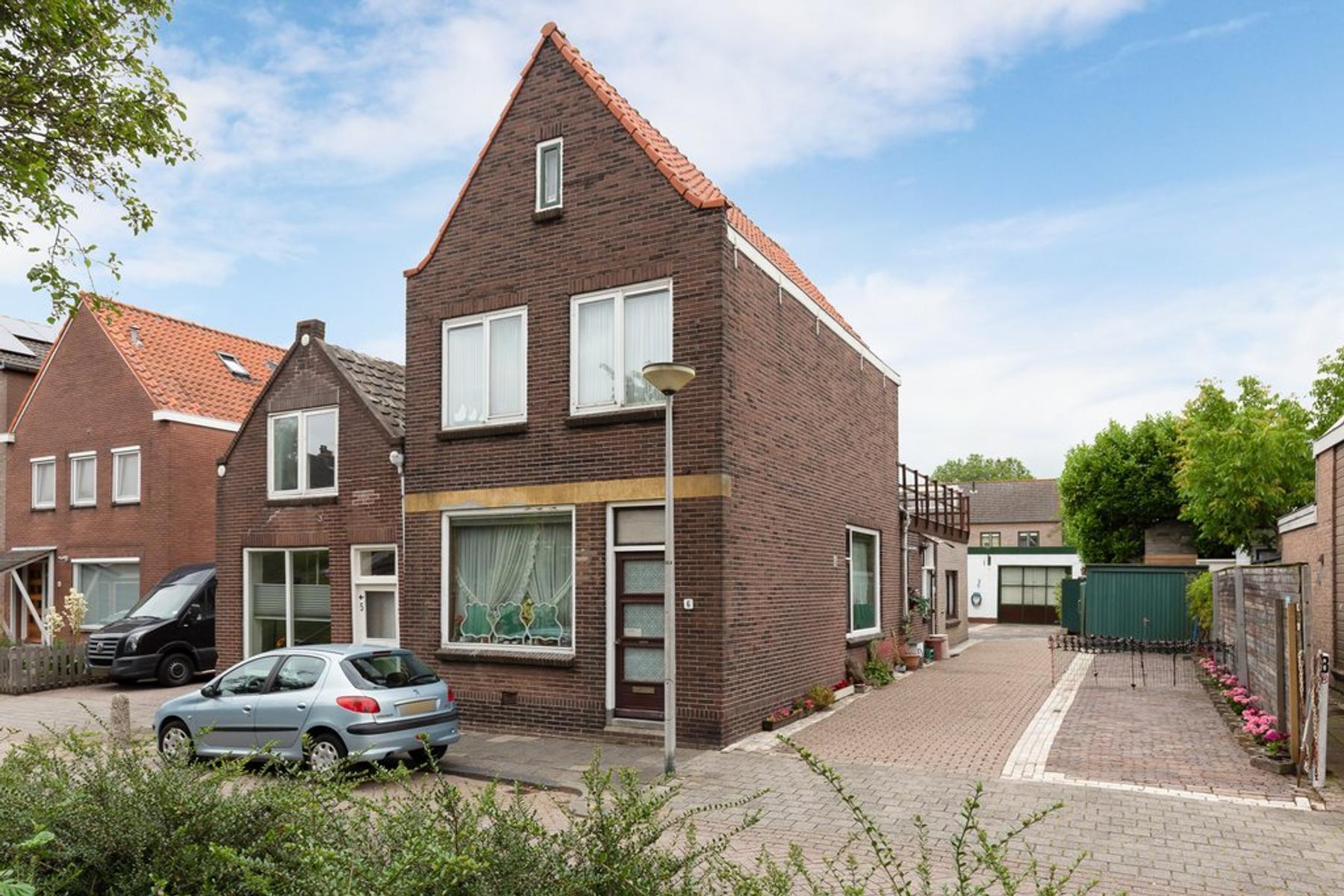 Hovenierskade 6 in Gouda 2805 PK
