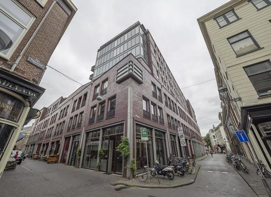 Nobelstraat 8 8A. in 'S-Gravenhage 2513 BD