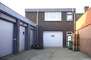 Middenhavenstraat 46 F in IJmuiden 1976 CM
