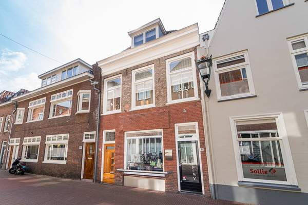 Geerstraat 41 1 in Kampen 8261 HL