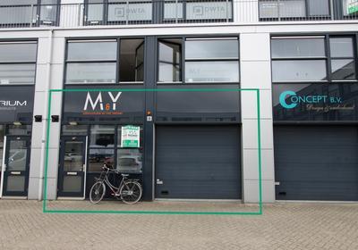 Wateringweg 147 in Haarlem 2031 EG