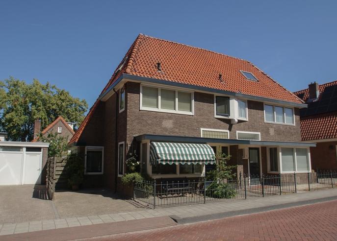 Burgemeester Goeman Borgesiusstraat 13 in Steenwijk 8331 JZ
