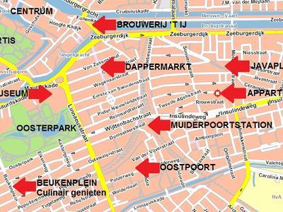 Eerste Atjehstraat 140 -C in Amsterdam 1094 KV
