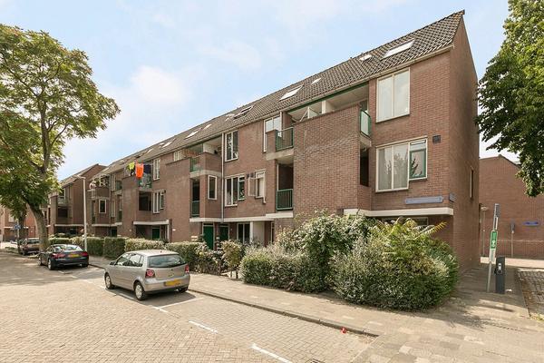 Pisuissestraat 18 in Rotterdam 3034 WK