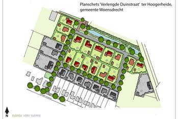 Verlengde Duinstraat in Hoogerheide 4631 HN